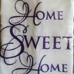home sweet home jastučnica