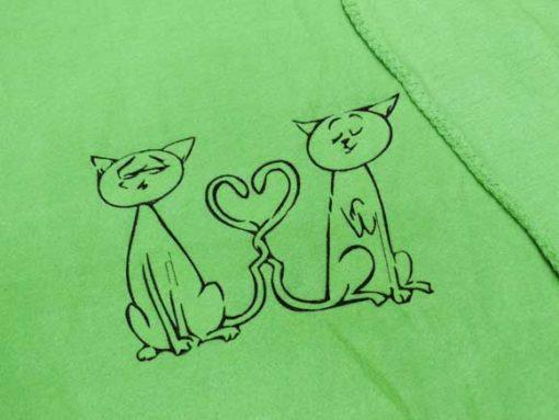 zaljubljene mace