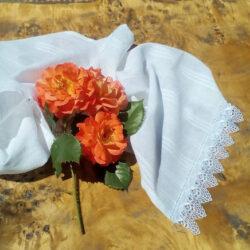 Srpsko platno za krštenje i venčanje