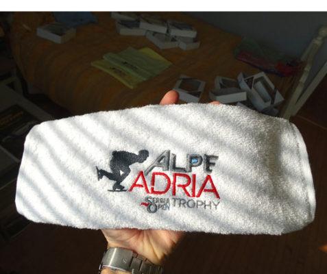 Alpe Adria - takmičenje u brzom klizanju