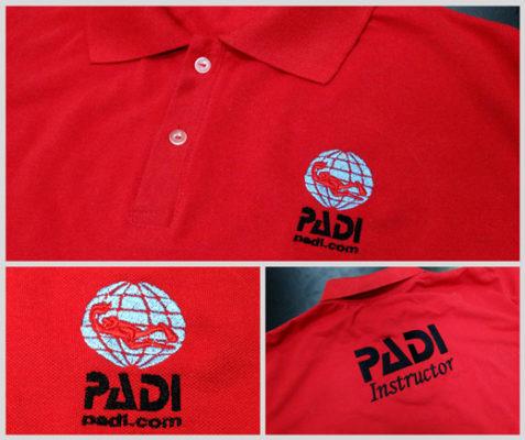 Majice sa vezom - Padi