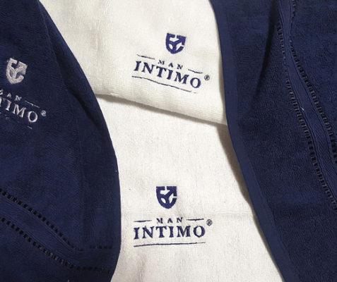 Promotivni peškiri - Man intimo
