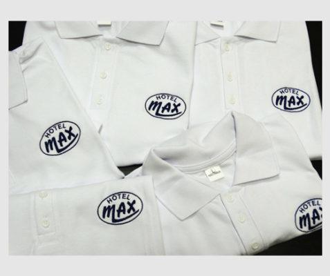 Polo majice sa vezom za hotel Max