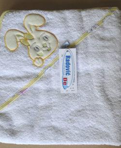 peskir za bebe