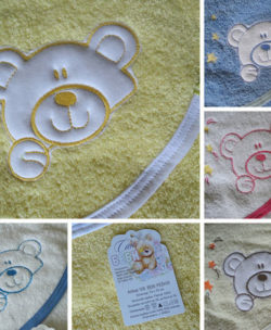 peskiri za bebe