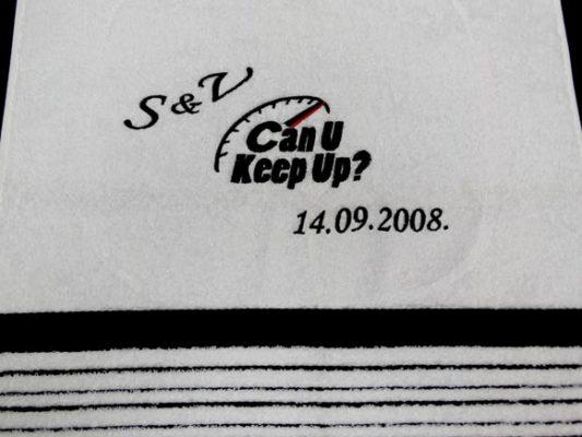 Can you keep up? Peškir